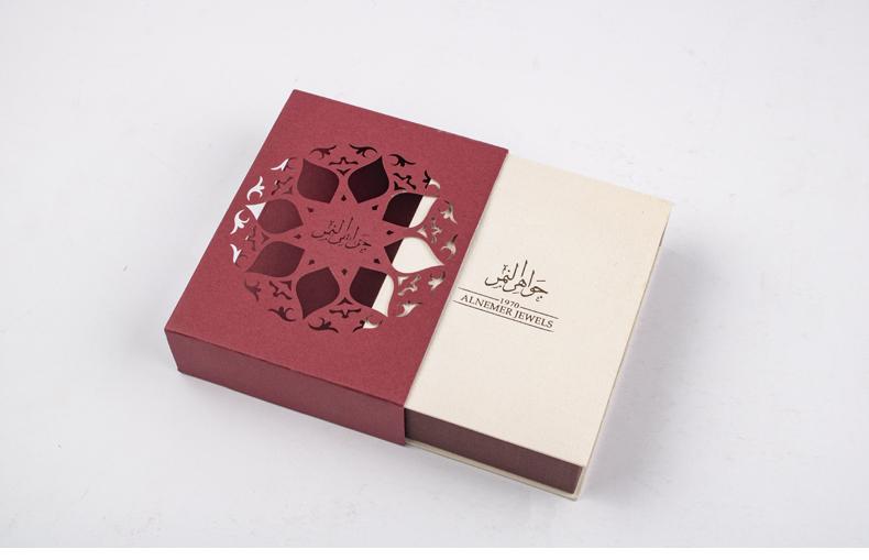 精美抽屉包装盒饰品盒